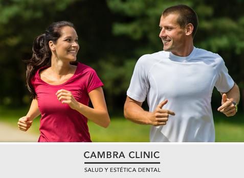 El ejercicio y la salud bucodental