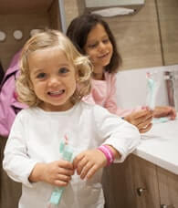 Dental clinic specializing in paediatric dentistry